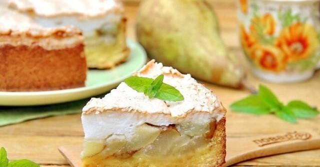 торта с круши