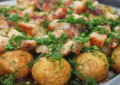 Пресни картофки с бекон