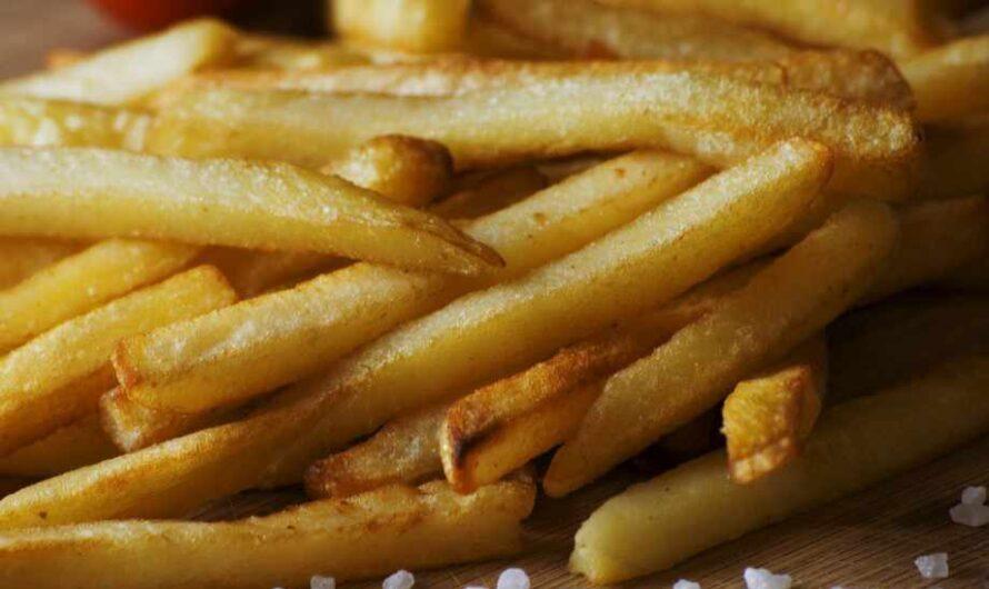 С тази рецепта пържените ви картофи винаги ще са хрупкави и добре изпечени