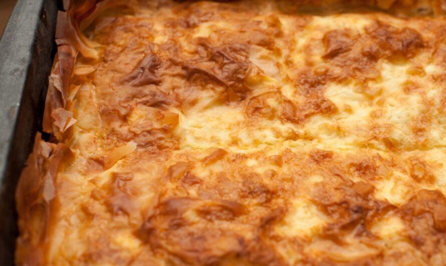 Баба ми каза най-старата рецепта за българска баница със сирене